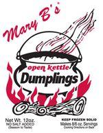 Marybs-dumplings